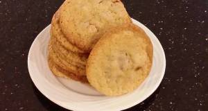 White Chocolate Payday Cookies