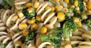 Vickys Fusilli  Veg with Anchovy Glaze GF DF EF SF NF
