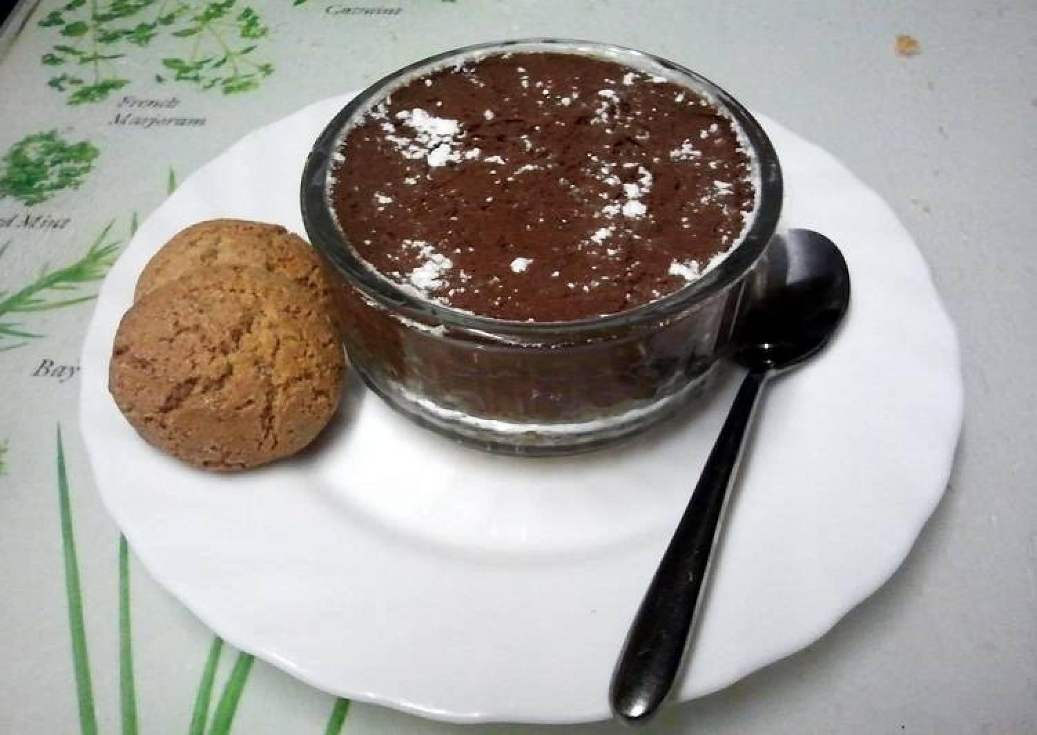 Chocolate Amaretti Cheesecake
