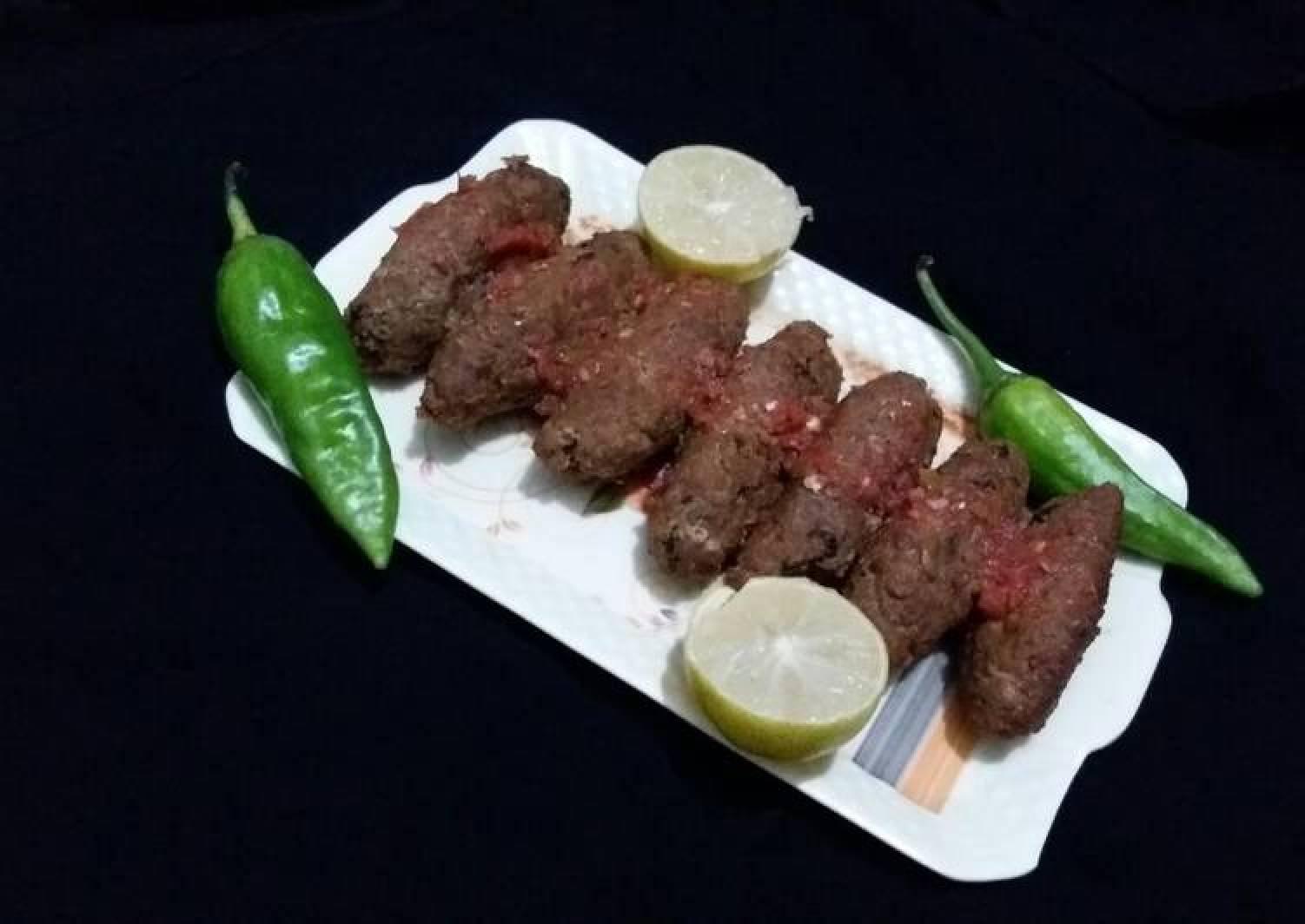 Koila Dam kabab