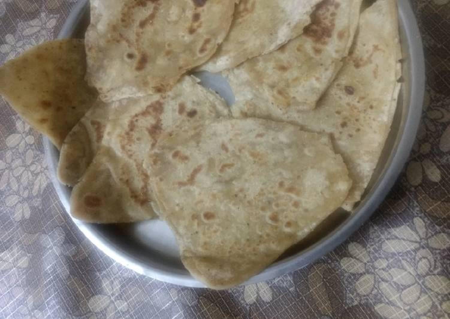 Jeera paratha