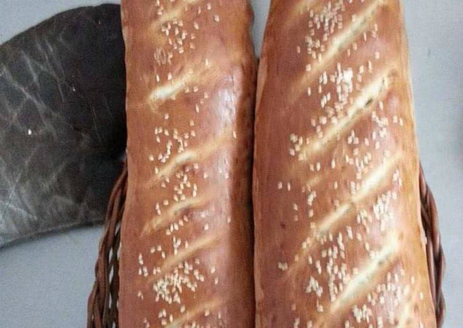 French loaf or french bread