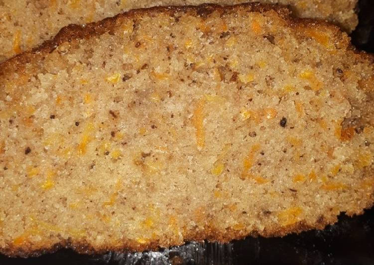 Carrot Sponge Cake # 5 or less ingredient contest#