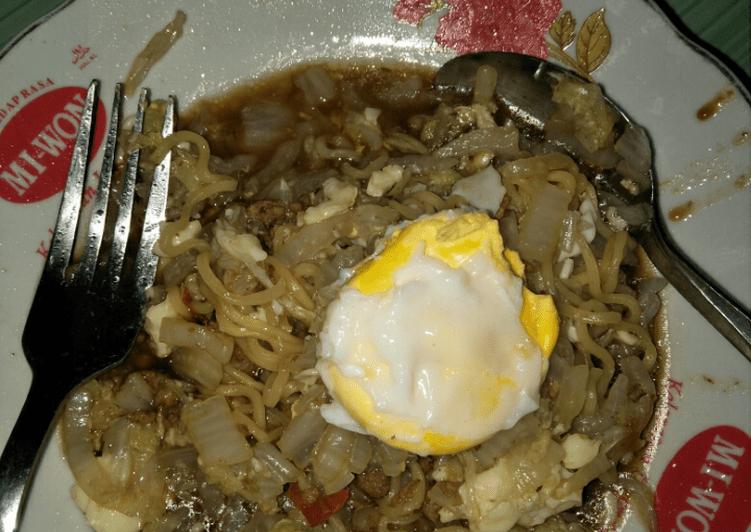 Mie instan rendah kalori