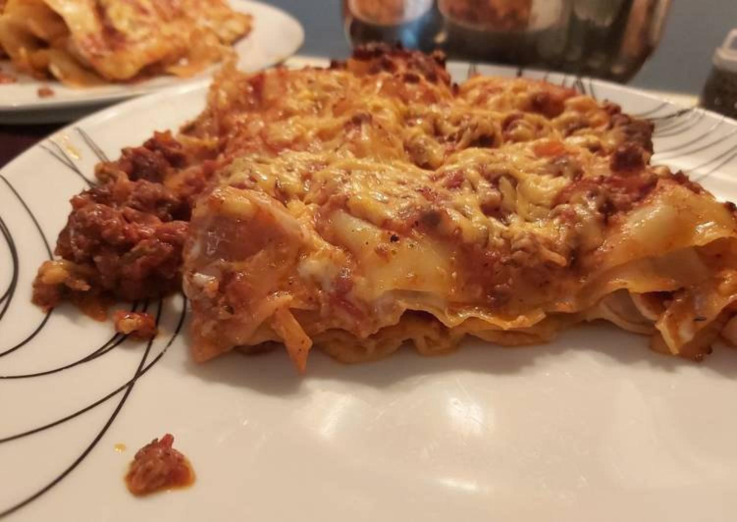 Lasagne 🍽