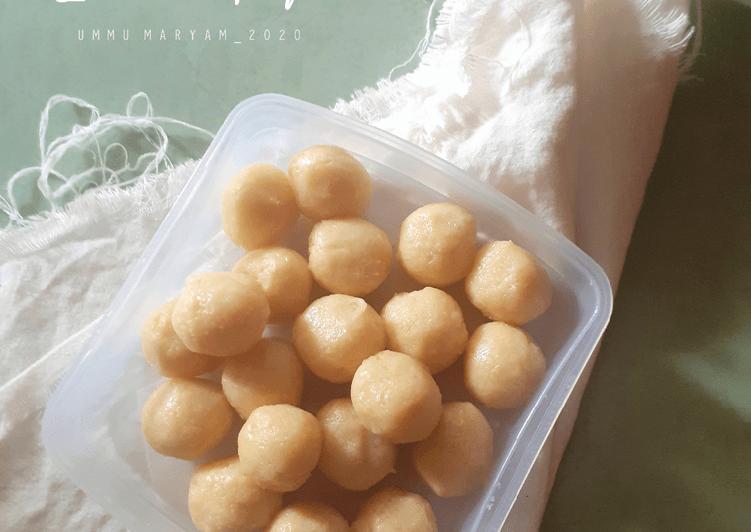 Isian Keju (Untuk bakpia, roti, dll.)