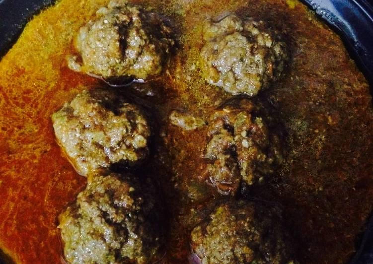 Beef mince koftay
