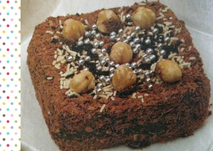 Healthy Jowar-Bajra Cake