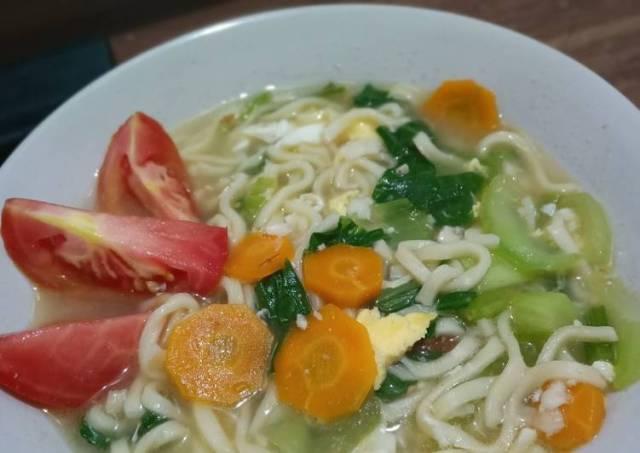 Bakmi Godog Sayuran Sehat Non MSg