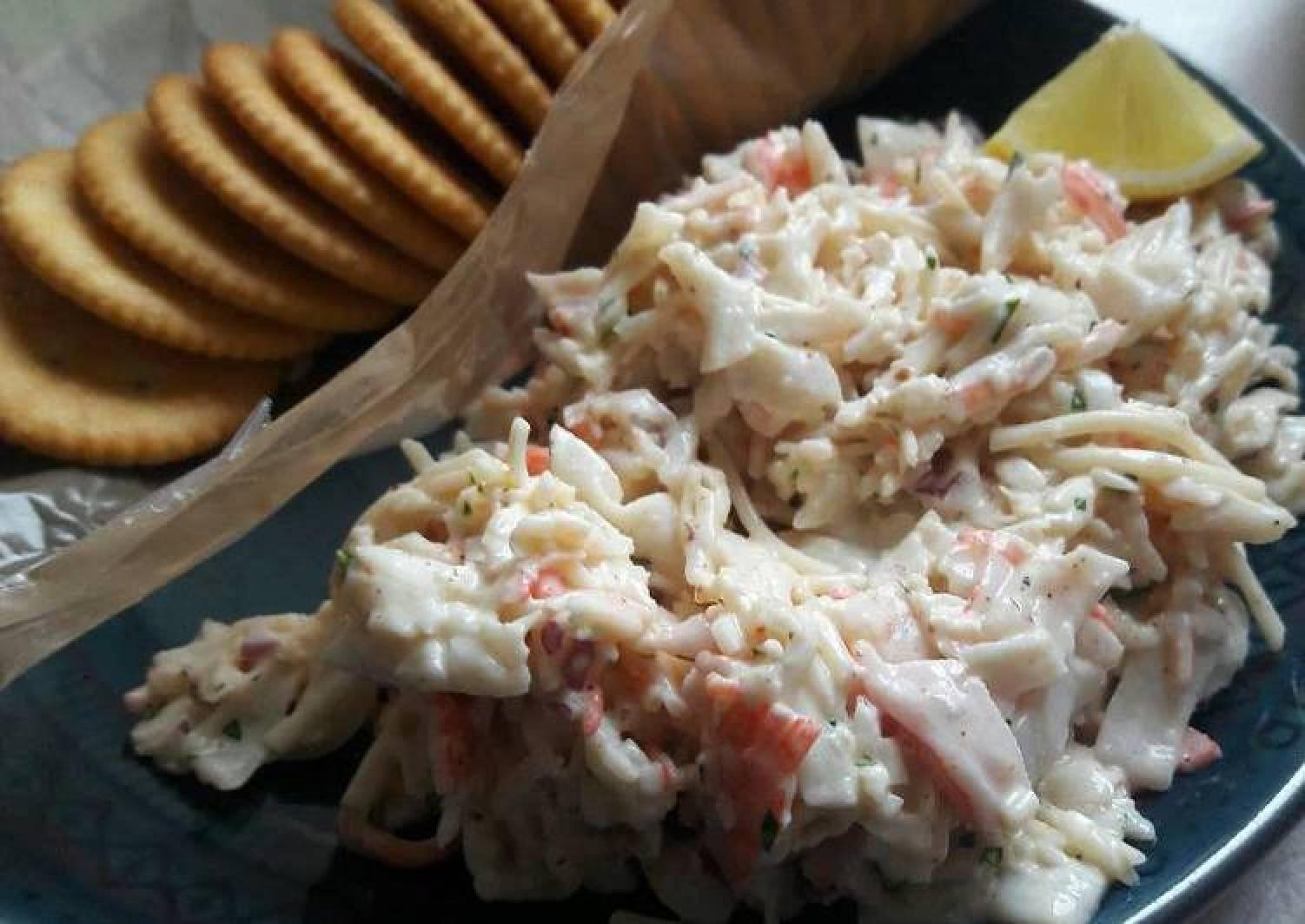 Crab Salad Magic