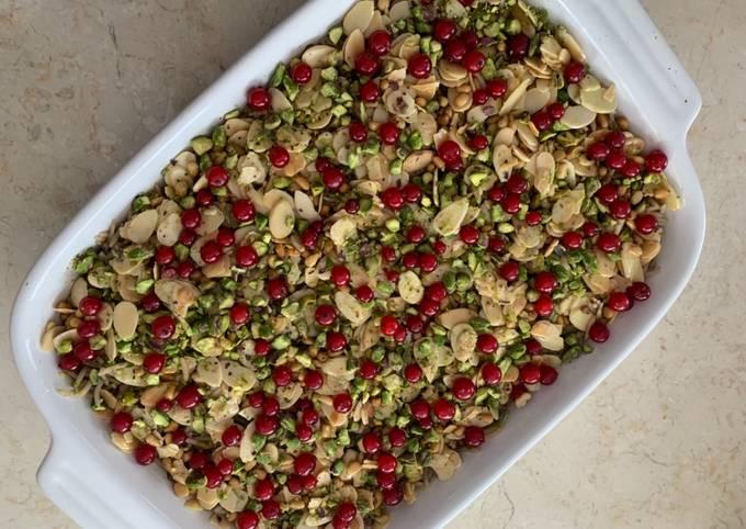 Recipe of Ultimate Middle Eastern Mushroom Rice