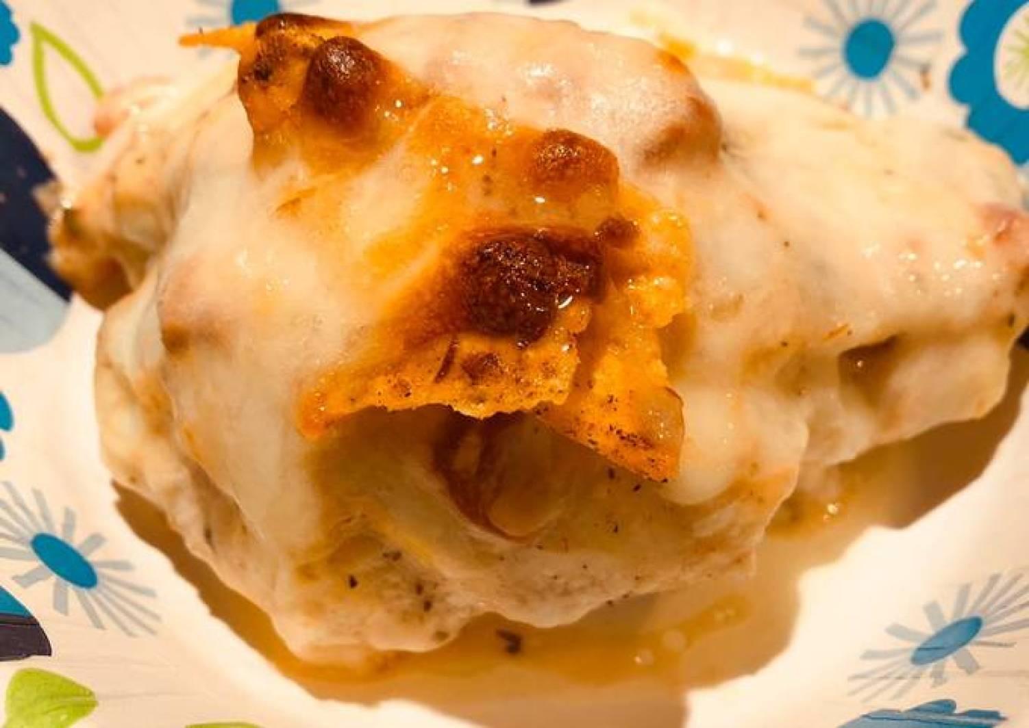 Cool Ranch Doritos Baked Chicken 🐔
