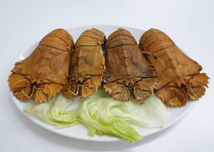 Deep Fried Crayfish 炸虾婆