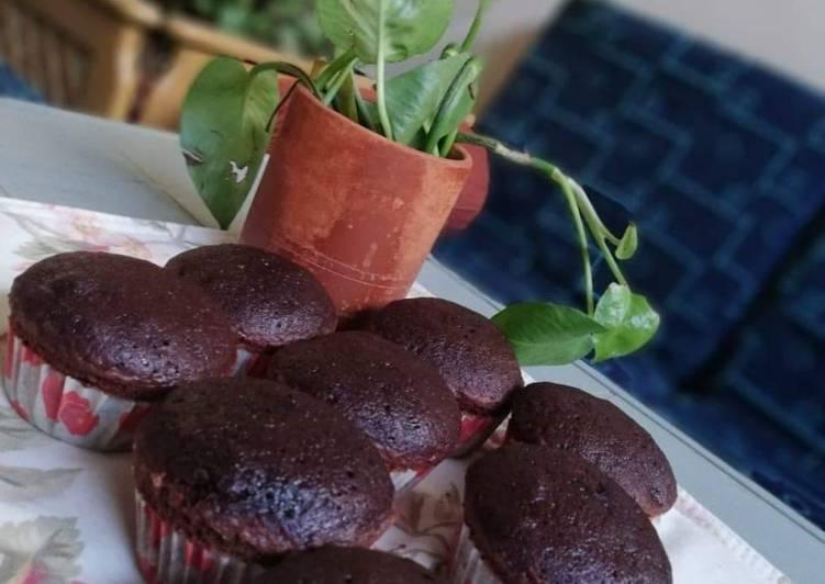 Recipe of Favorite Simple cupcakes