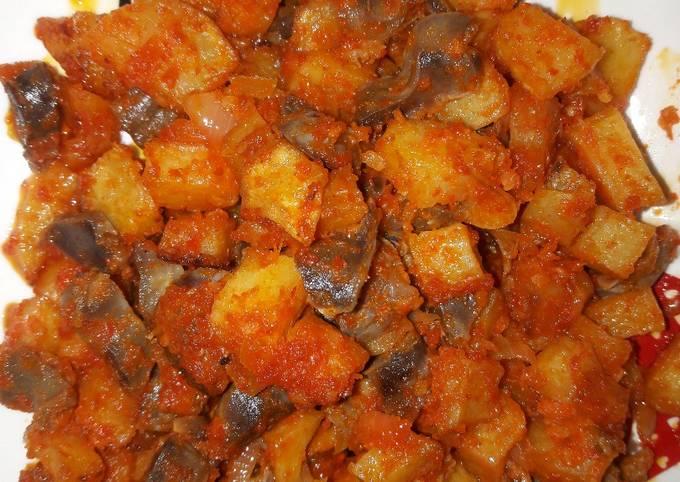 Ampela kentang joss 😊