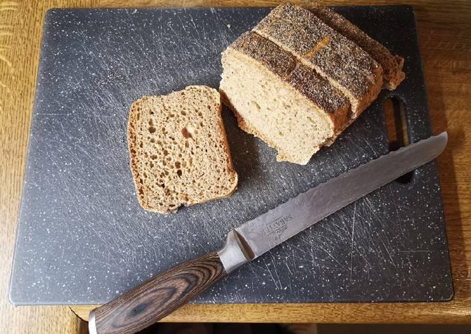 Der einfache Weg Um Ultimative Dinkel-Vollkorn Brot zu machen