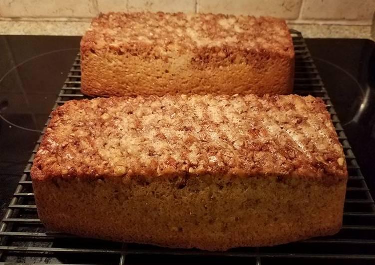 Cake - Pecan Sour Cream