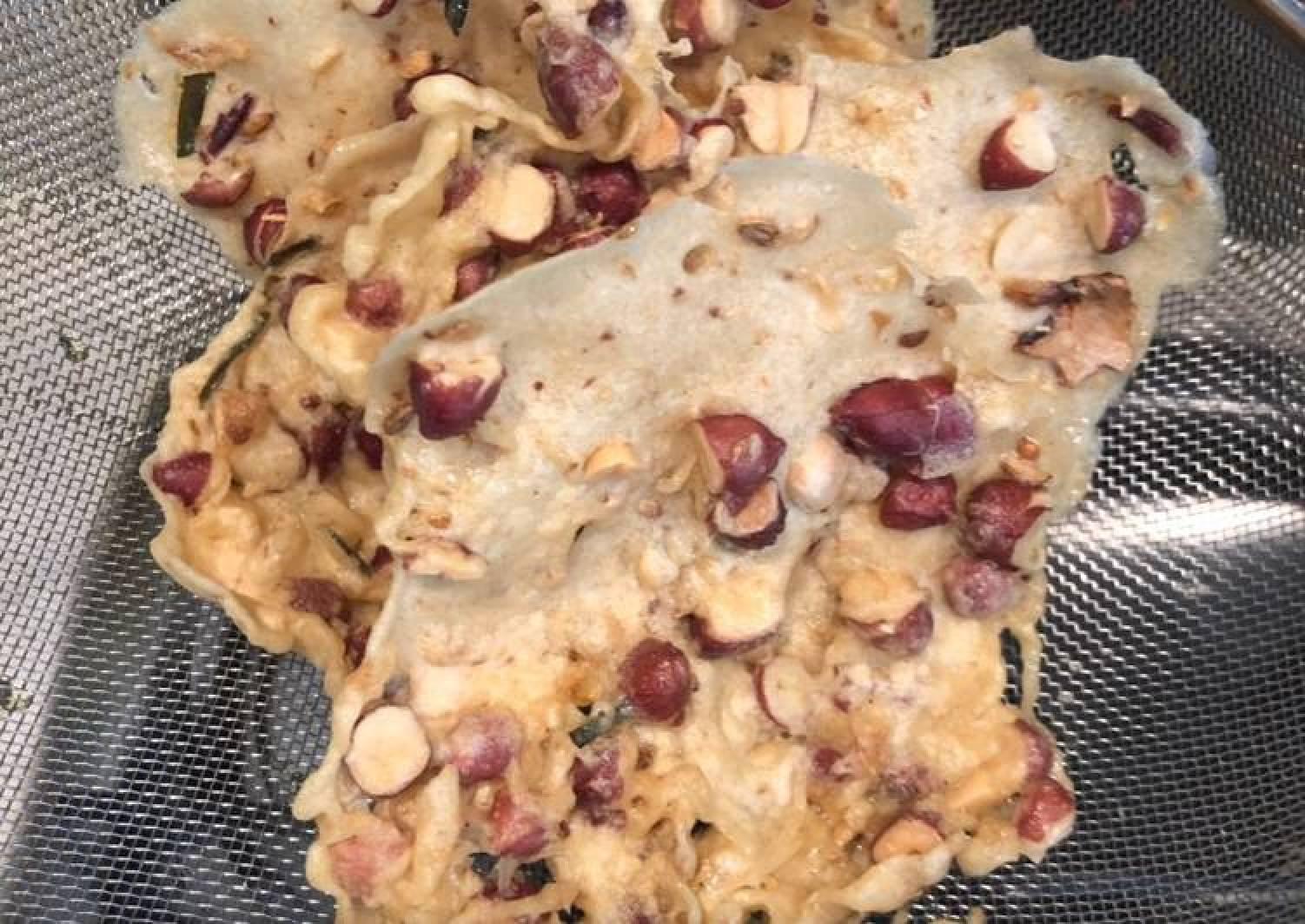Rempeyek Kacang - Indonesian Peanut Cracker