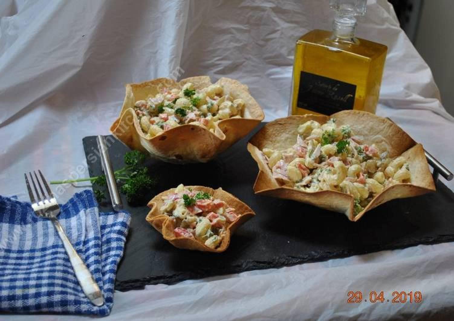 Macaroni Salad سالاد ماکارونی