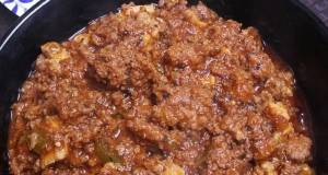 Chili from Central Florida