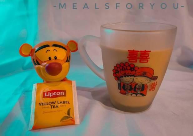 Thai Tea Ala Anak Kost