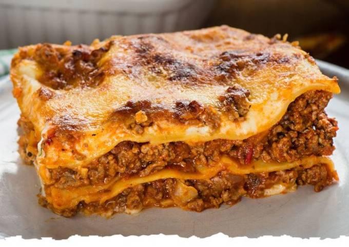Rezept Um Preisgekrönte Lasagne zuzubereiten