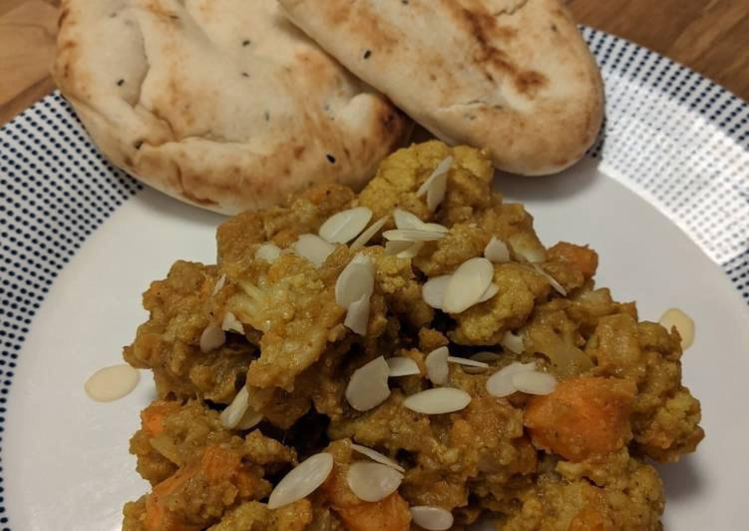 Cauliflower Korma
