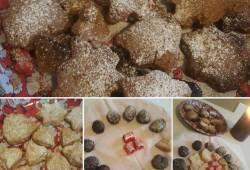 Preparazione di ricette Biscotti di Natale Vegani delizioso