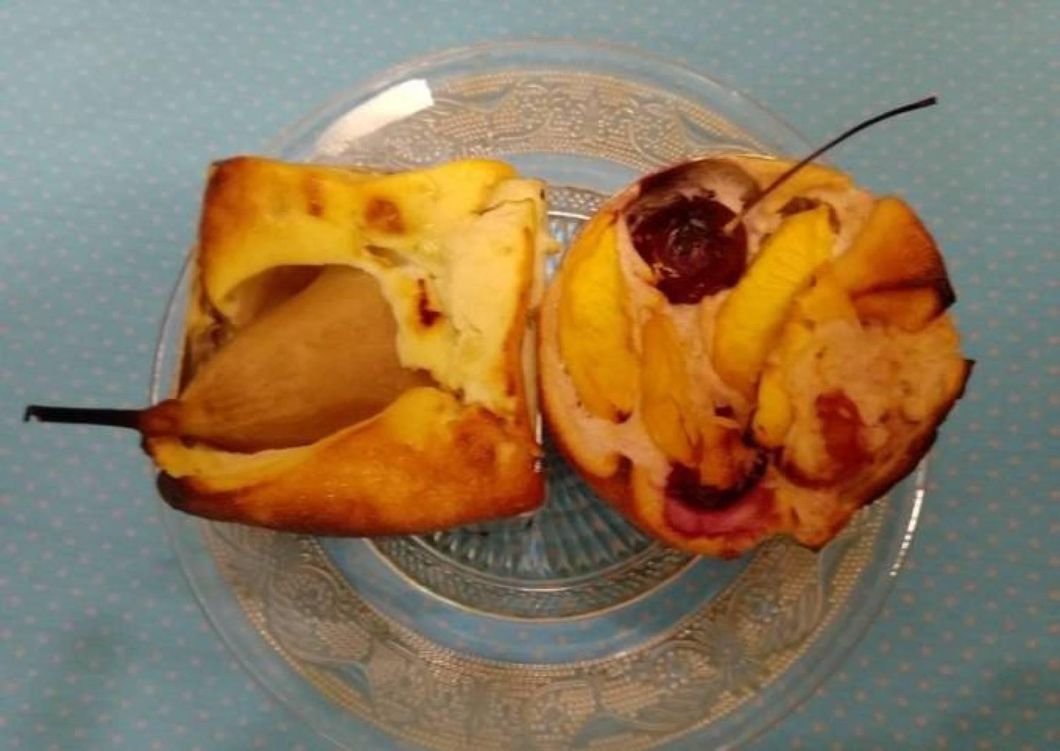 Fruchtige Käsetörtchen