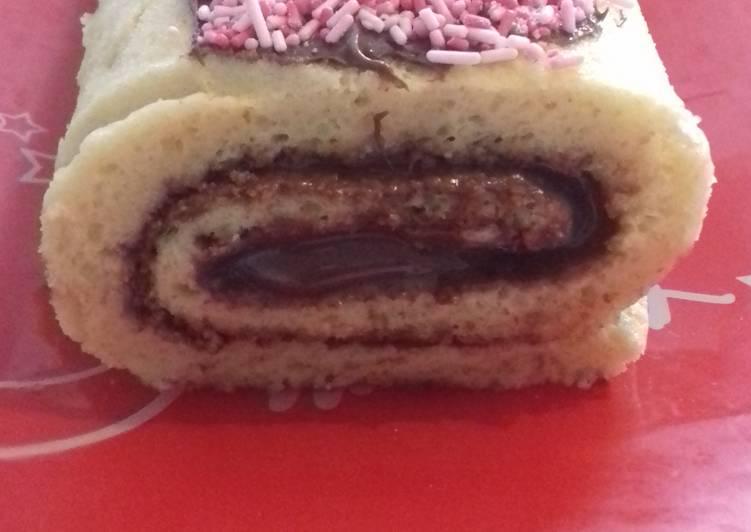Mon biscuit roulé