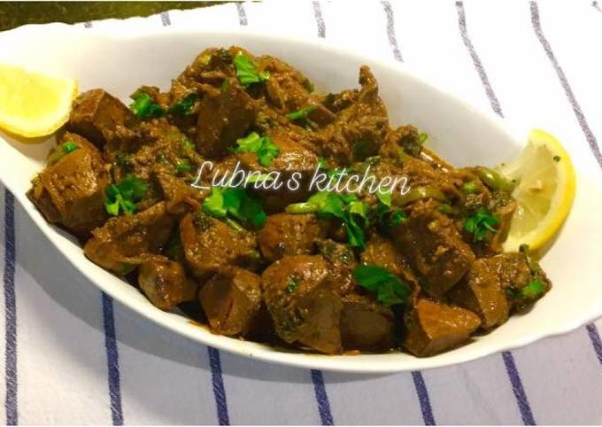 Step-by-Step Guide to Make Gordon Ramsay Masala Liver Fry/ Masala Fry Kaleji