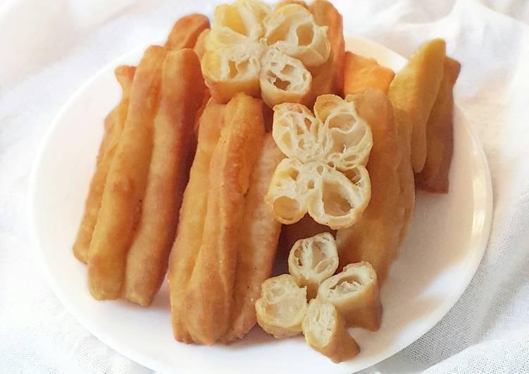 Youtiao/Chinese Fried Long Donuts/Cakwe