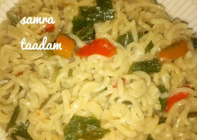 How to Make Favorite Indomie