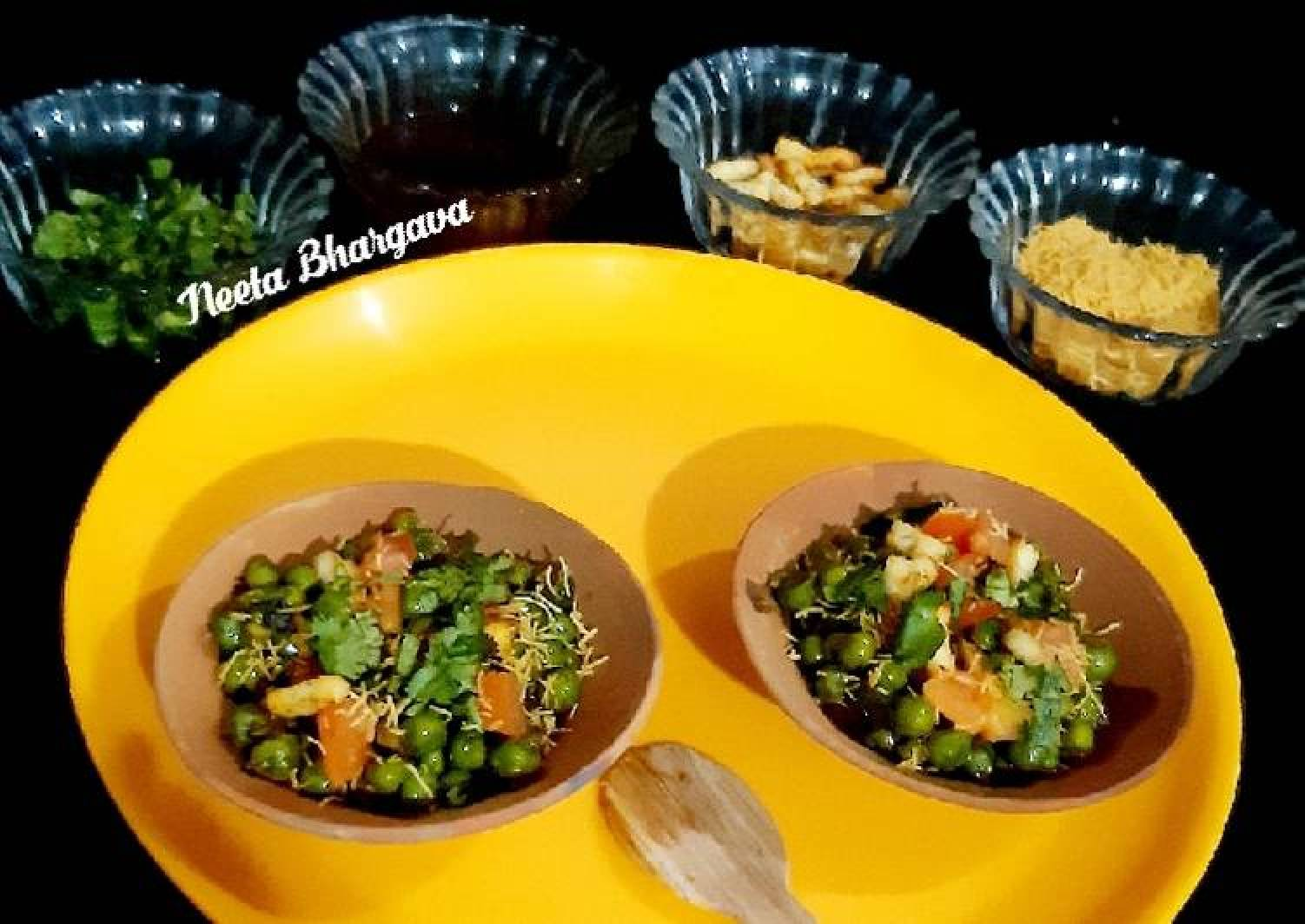 Peas Chaat