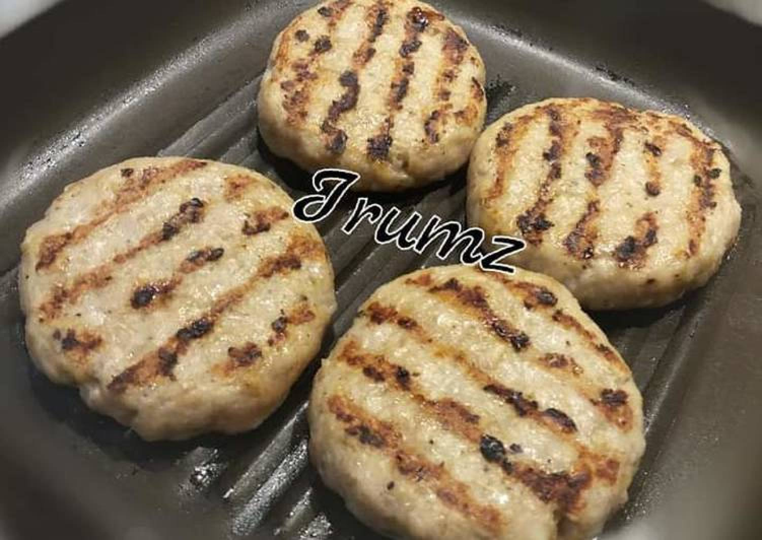 Recipe Of Super Quick Homemade Grilled Chicken Burgers Best Recipes