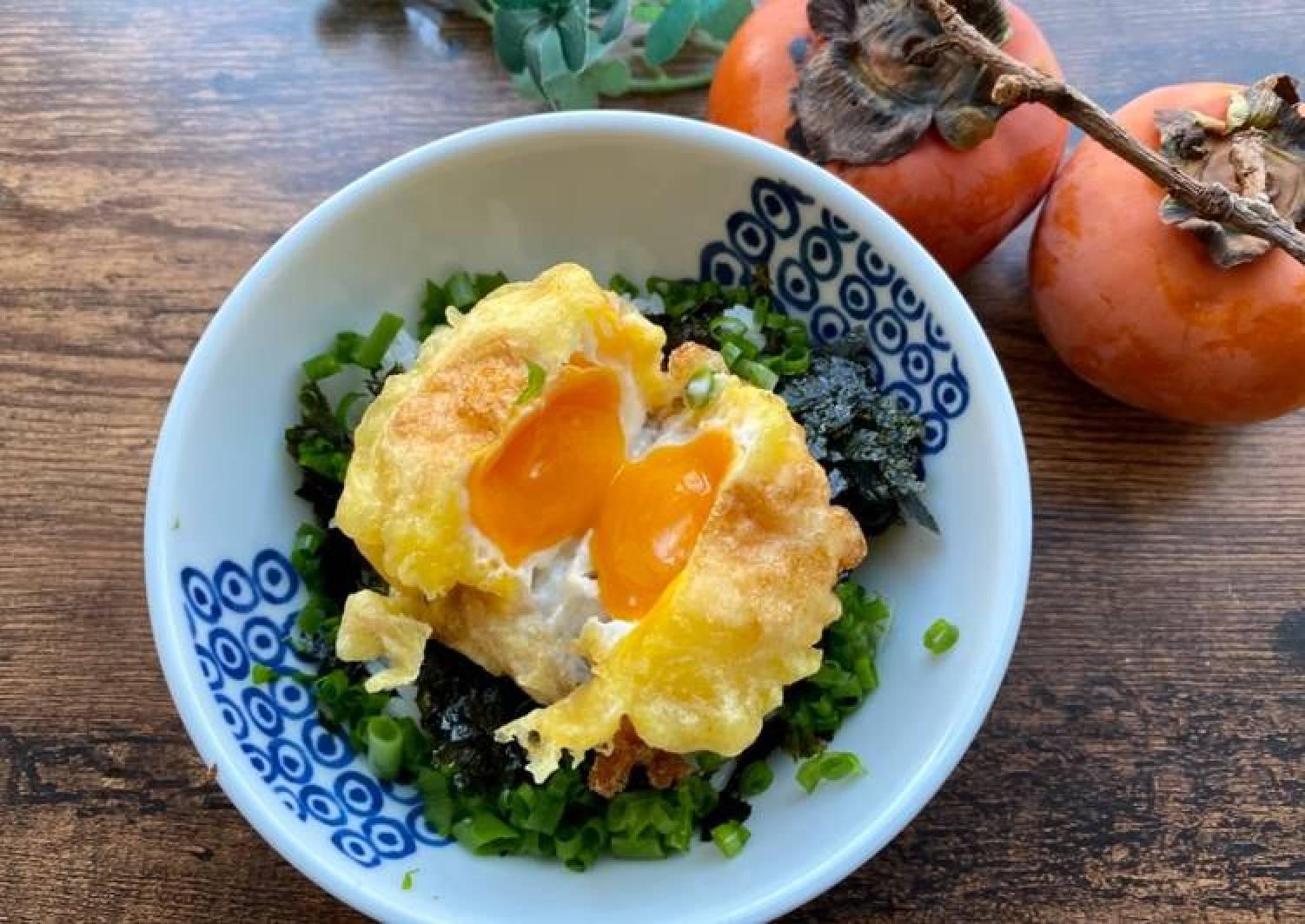 Japanese Egg Tempra