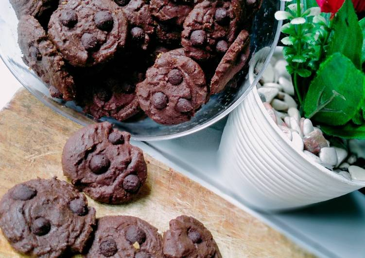 Choco Chip Cookies (Kukis)