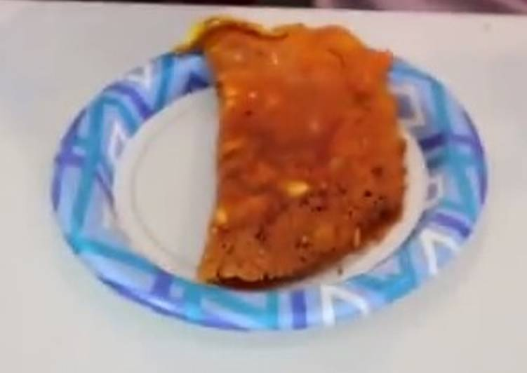 Cheetos Omelette