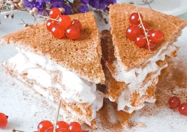 ПП-торт - пошаговый рецепт с фото. Автор рецепта Евгения ...