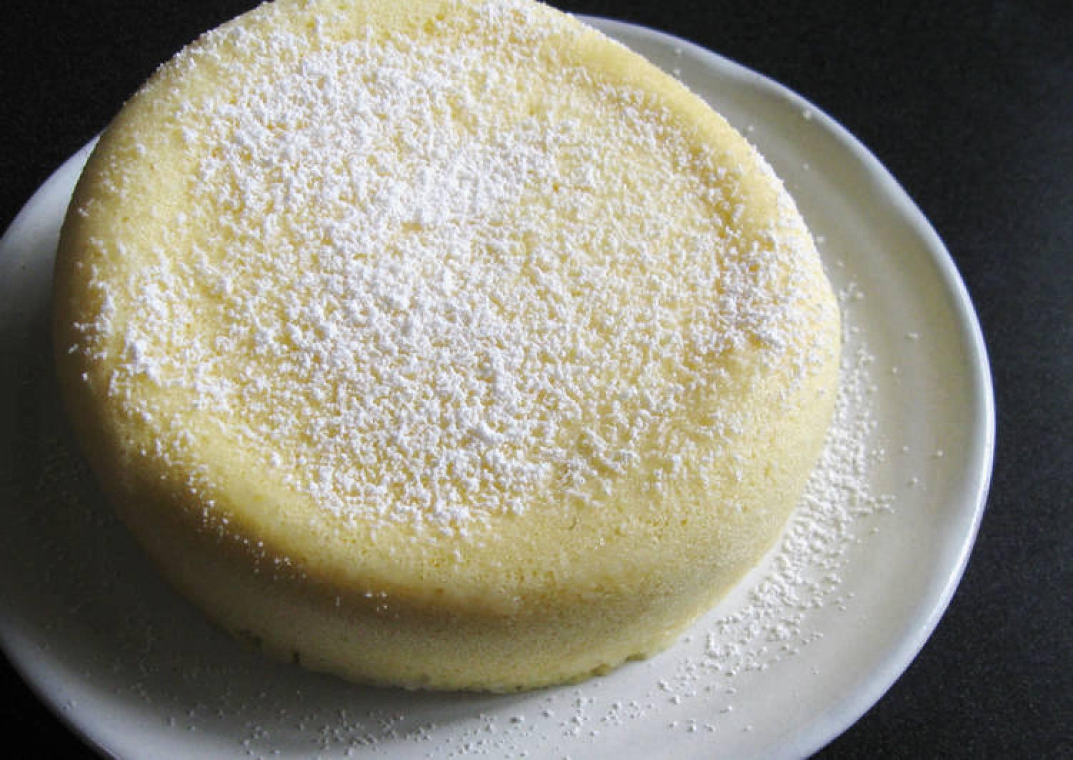 Microwave Instant Sponge Cake