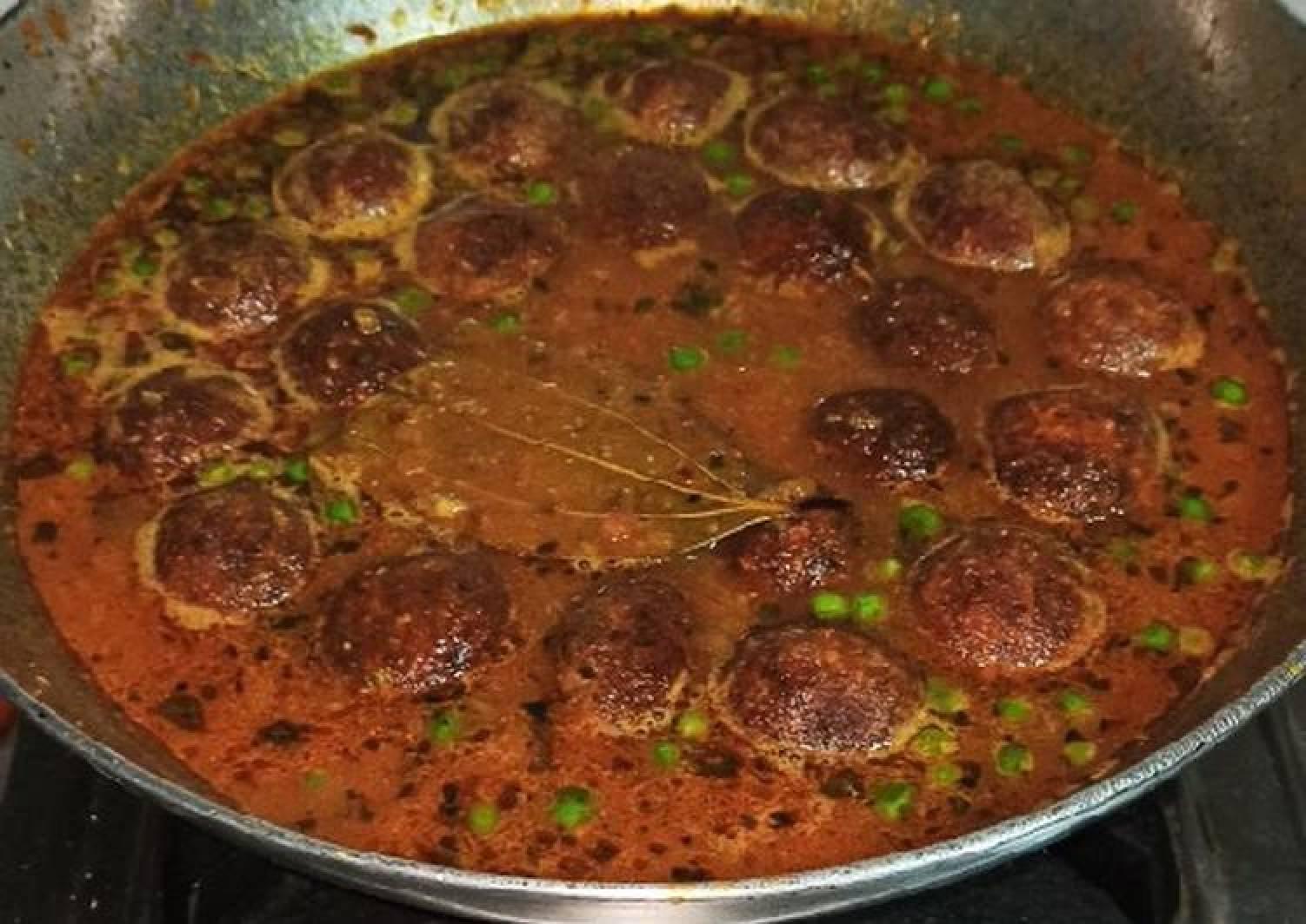 Gobhi Kofta Curry