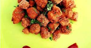 Crispy Crunchy Cauliflower