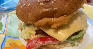 Thai burger