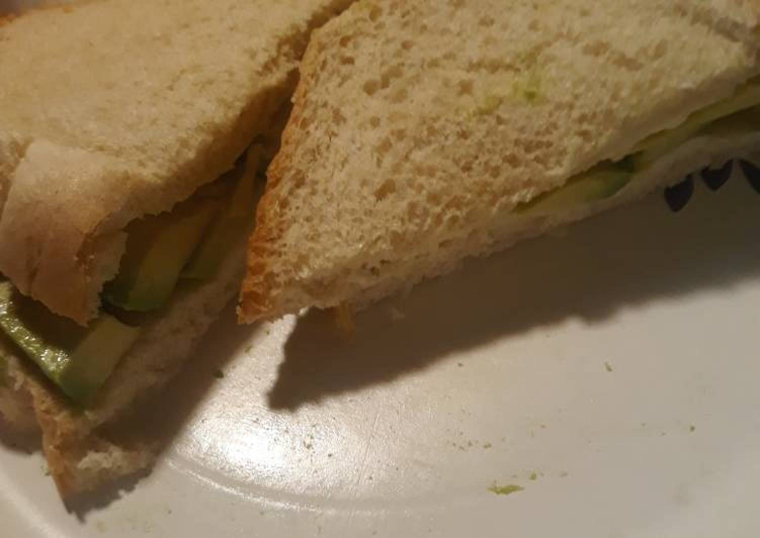Reubens Avocado Sandwich