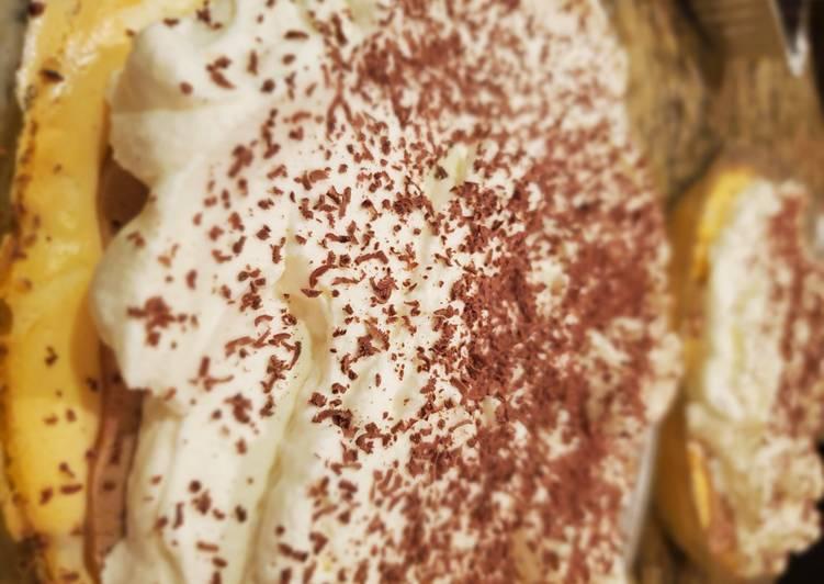 Steps to Prepare Favorite Chocolate Dream Pie
