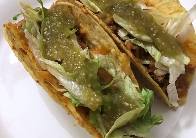 Bake tacos