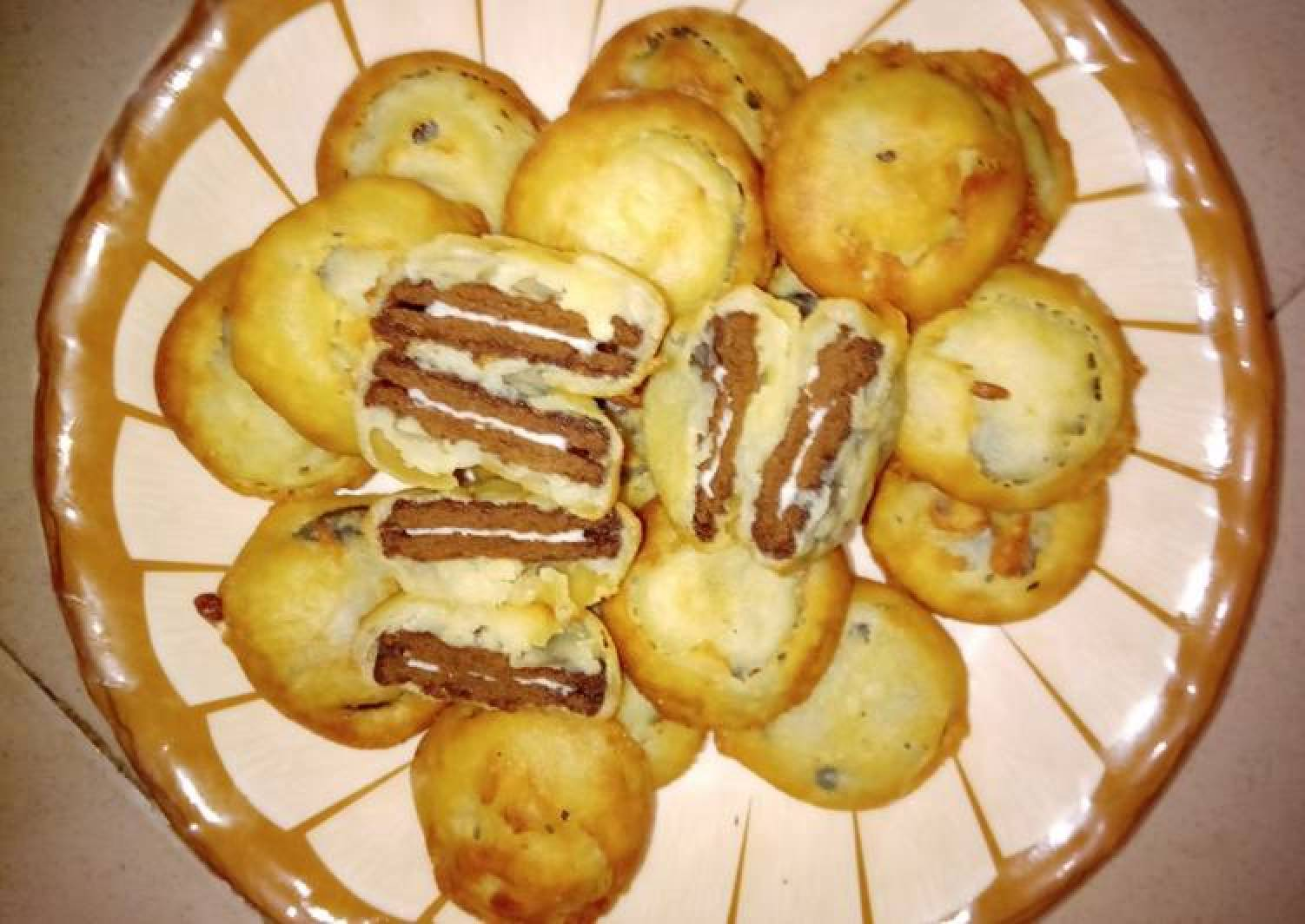 Step By Step Guide To Make Perfect Deep Fried Noreos Biscuit Reheating Cooking Food In The Microwave Oven Delicious Microwave Recipe Ideas Canned Tuna 25 Best Quick And Easy Recipes With