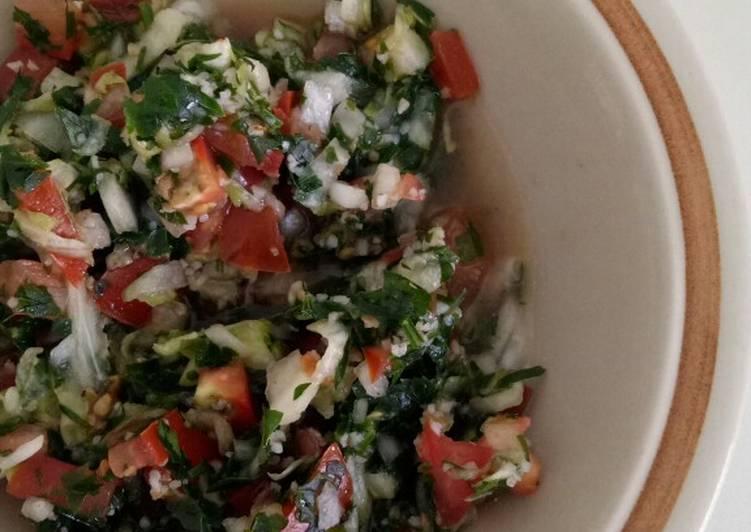 Tabouli Salad *Vegan