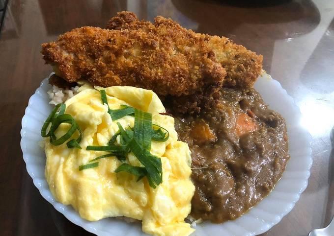 How to Prepare Heston Blumenthal Chicken Curry Tonkatsu