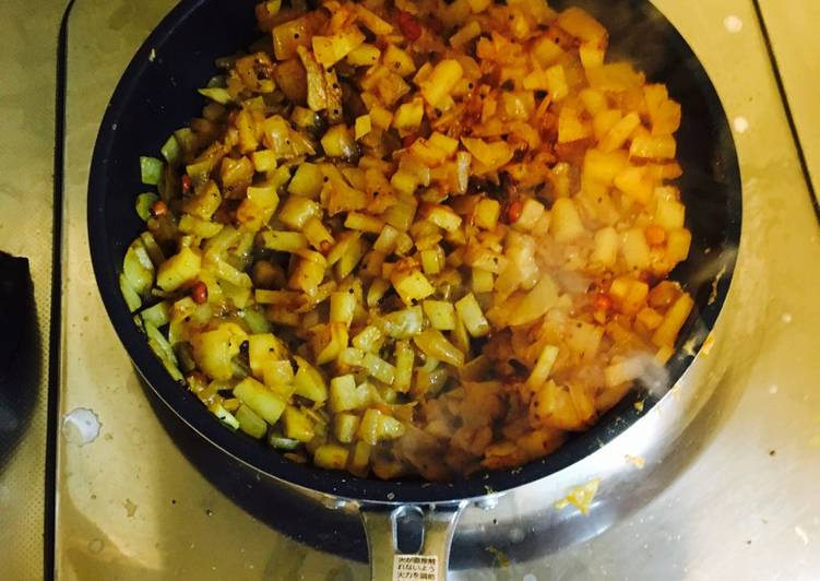 Aloo Curry (Potato fry), Find out The Reality About Superfoods
